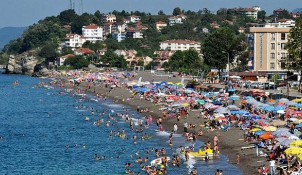 Antalyaya 10 ayda gelen turist sayısı