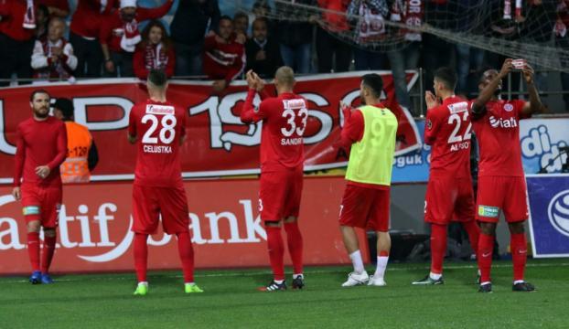 Çaykur Rizespor: 1 Antalyaspor: 2