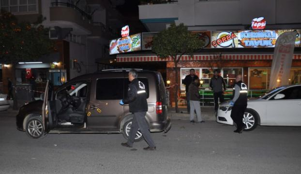 Antalyada silahlı saldırı: 2 yaralı