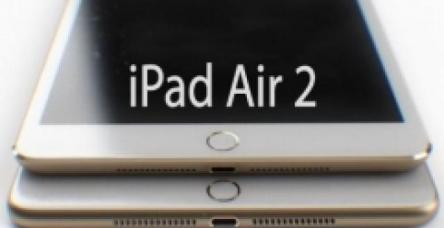 testiPad Air 2 keskin nişancı tüfegine karşı