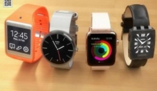 Apple Watch, akıllı saatler arasında yerini aldı