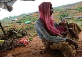 Bangladeş'e sığınan Arakanlı Müslümanların sayısı 688 bine ulaştı