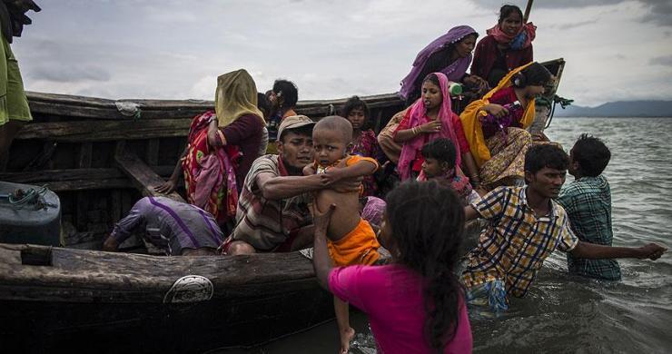 UNICEF'ten 720 bin Arakanlı çocuk için acil çağrı