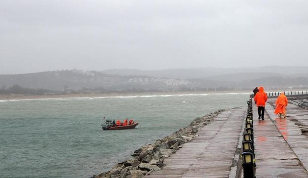 Şile açıklarında kuru yük gemisi kayboldu