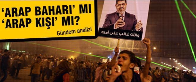 'Arap Baharı' mı 'Arap Kışı' mı?