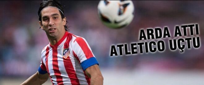 Arda Atletico'yu uçurdu!