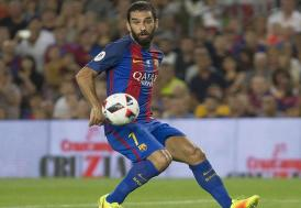 Arda Turan'dan muhteşem performans: 3 gol 1 asist