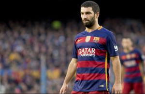 Arda Turan, haftanın futbolcusu ödülüne aday