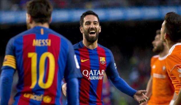 Ardalı Barcelonadan farklı galibiyet