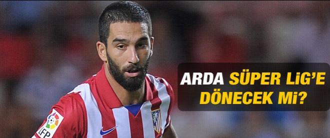 Arda Süper Lig'e dönecek mi?