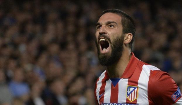 Arda Turan attı, Atletico Madrid kazandı