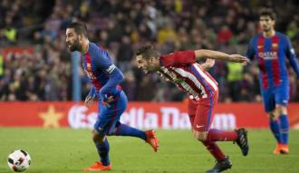 Arda Turan, Atletico Madrid'e karşı görev yapamayacak