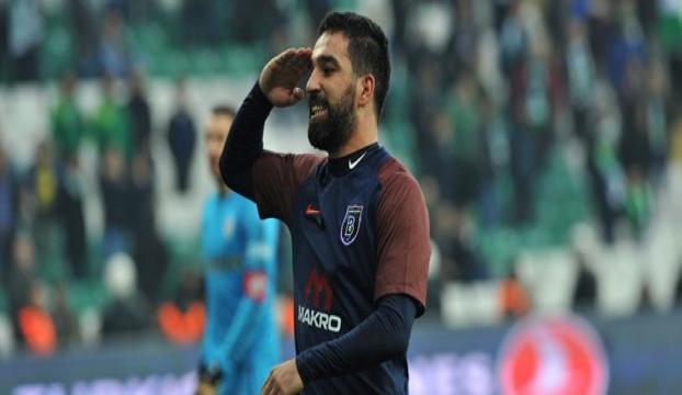 Arda Turan, Süper Lige golle döndü