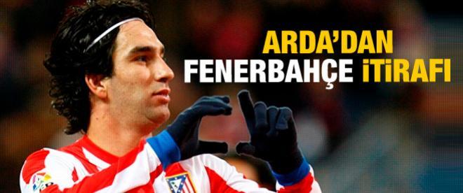 """Arda Turan """"Fenerbahçe'den teklif aldım"""""""