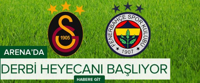 Galatasaray - Fenerbahçe maçı