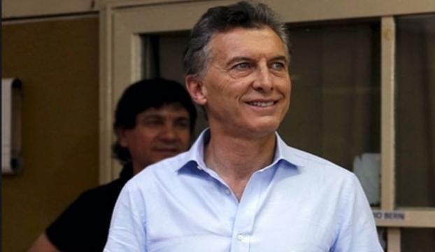 Arjantin Cumhurbaşkanı Macri İspanyada