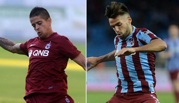 Trabzonsporda Mas ve Ibanez farklı formlarda!