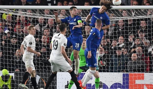 UEFA Avrupa Liginde finalin adı Arsenal-Chelsea