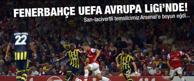 Fenerbahçe'nin rüyası kısa sürdü