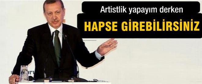 Erdoğan'a Facebook'tan hakarete 2 yıl hapis
