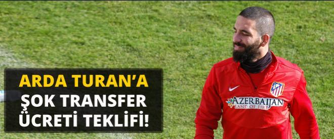 Arda Turan'a şok transfer ücreti!