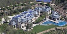 Ünlülerin milyon dolarlık evleri