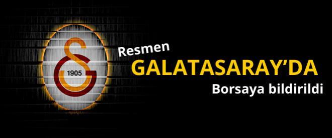 Galatasaray Olcan Adın'ı resmen renklerine bağladı