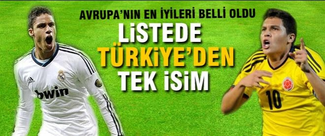 Galatasaray'dan bir isim var!