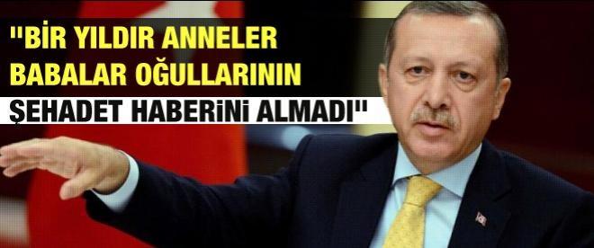 Erdoğan Meclis'te konuştu