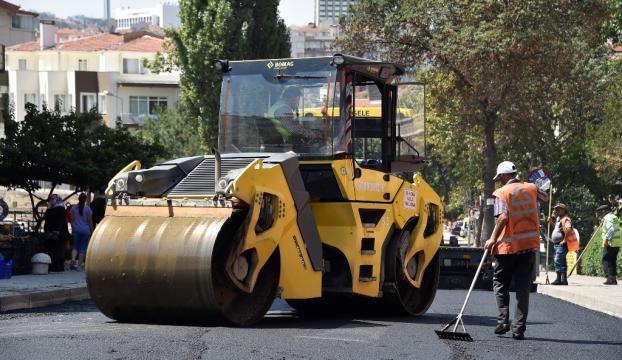 Atatürk Bulvarında asfalt çalışması başlıyor