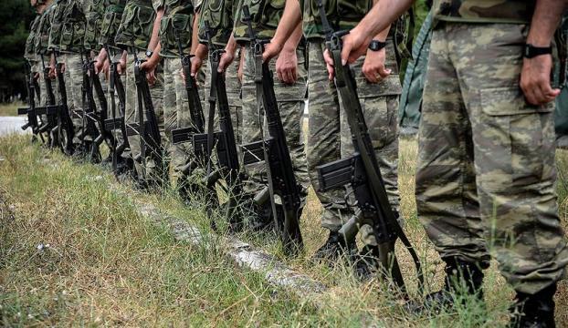 TSKnın personel mevcudu açıklandı