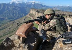 Soylu: Yılbaşından beri 635 PKK'lı teröristi etkisiz hale getirdik