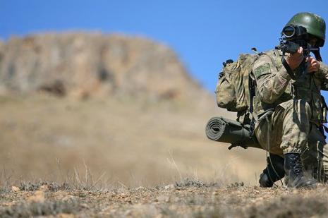 Nusaybin'de PKK'lı terörist etkisiz hale getirildi