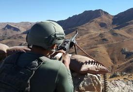 Bir haftada 43 terörist etkisiz hale getirildi