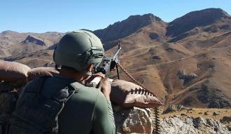 """""""Türkiye'nin çatısı""""ndaki terör operasyonu"""