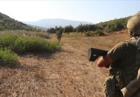 """""""Afrin'de şehitlerin cenazesini kaçıran terörist yakalandı"""""""