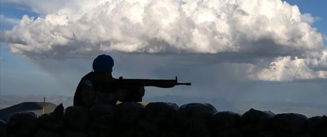 Barış Pınarı bölgesinde PKK/YPGnin bombalı kamyonetle saldırısı önlendi