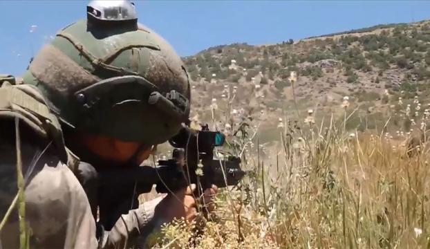 MSB: Irakın kuzeyindeki barınma alanlarından kaçan PKKlı terörist teslim oldu