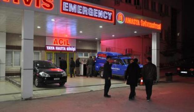 Askeri araç kaza yaptı, 6sı asker 10 kişi yaralandı