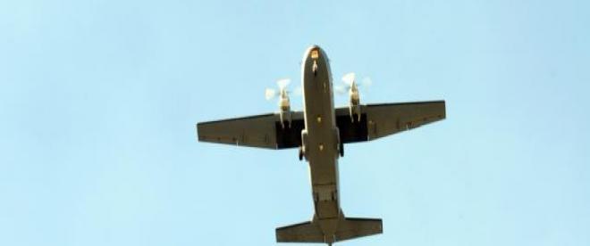 Konyada askeri gösteri uçağı düştü: 1 şehit