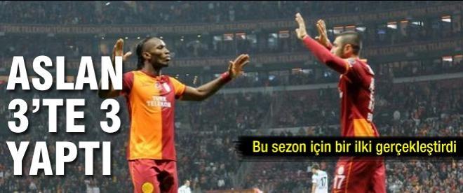Galatasaray 2 - Torku Konyaspor 1
