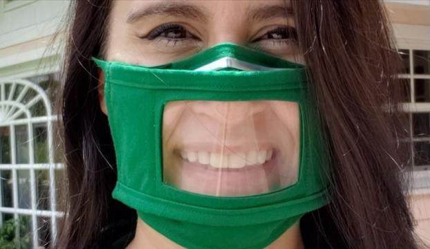 """ABDde yaşayan Türk kasiyerin """"şeffaf maske"""" önerisine Hollywood oyuncusundan destek"""