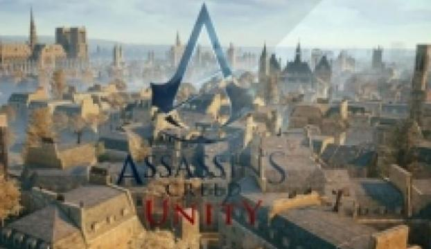 Assassins Creed: Unityten görüntüler