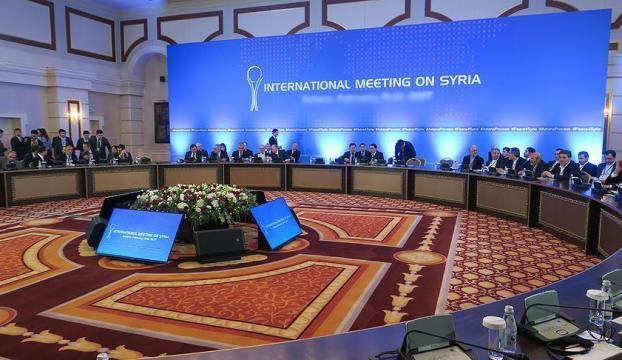 Astanada karar verildi, garantörler Türkiye, Rusya ve İran!