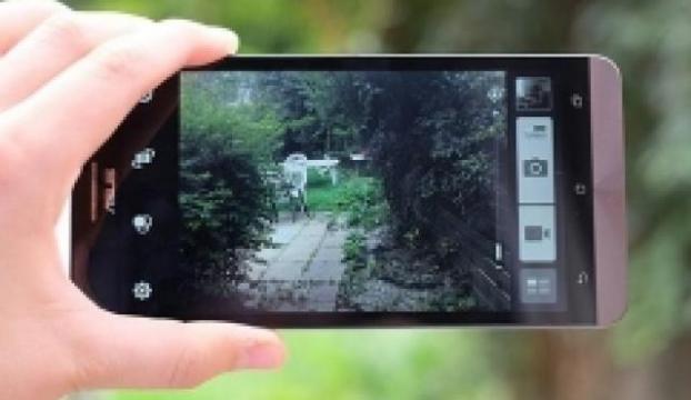 Asustan çift kameralı telefon geliyor