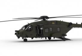 ATAK 2 Taarruz Helikopteri'nden ilk görüntü