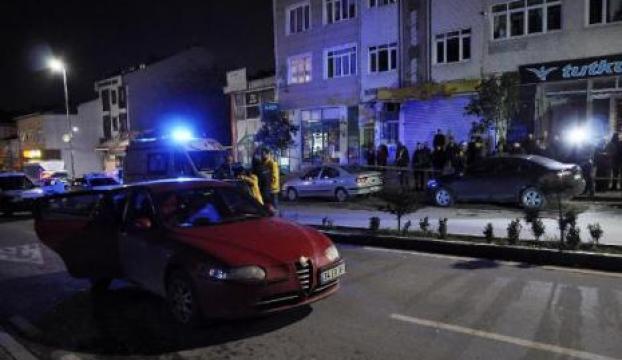 Ataşehirde silahlı çatışma:1 ölü, 3 yaralı