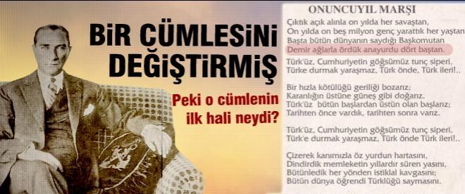 Atatürk'ten silah arkadaşına büyük vefa