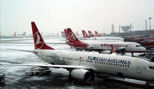 Atatürk Havalimanında seferler başladı