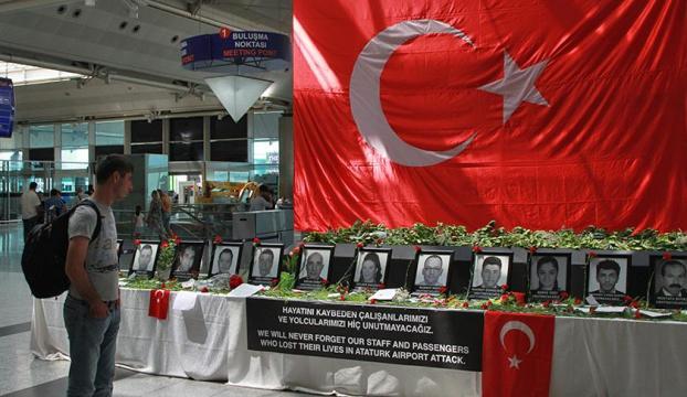 Atatürk Havalimanına saldırı davasında cezalar belli oldu